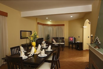 스위트 벨로 소치밀코(Suites Bello Xochimilco) Hotel Image 3 - In-Room Dining