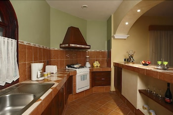 스위트 벨로 소치밀코(Suites Bello Xochimilco) Hotel Image 4 - In-Room Kitchen