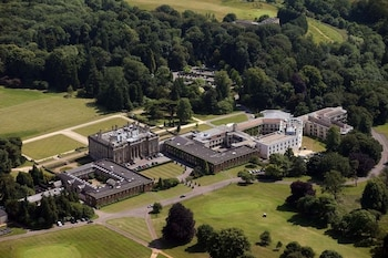 Crowne Plaza Hotel Heythrop Park-Oxford - Aerial View  - #0