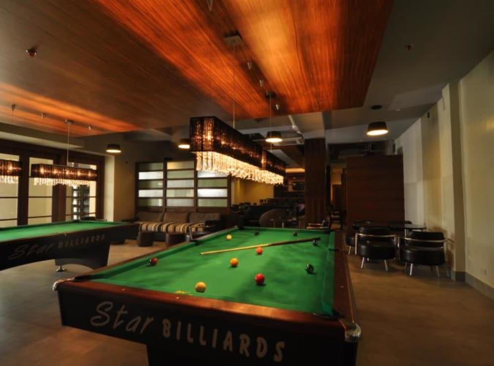호텔이미지_Billiards