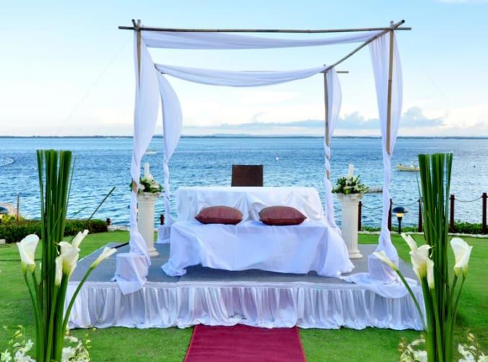 호텔이미지_Outdoor Wedding Area