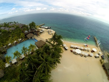 Crimson Resort and Spa Mactan Aerial View