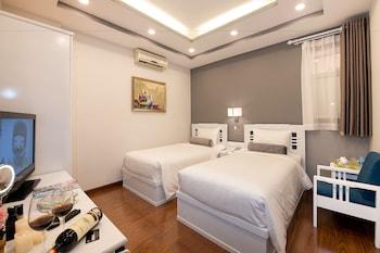 Deluxe İki Ayrı Yataklı Oda, Penceresiz