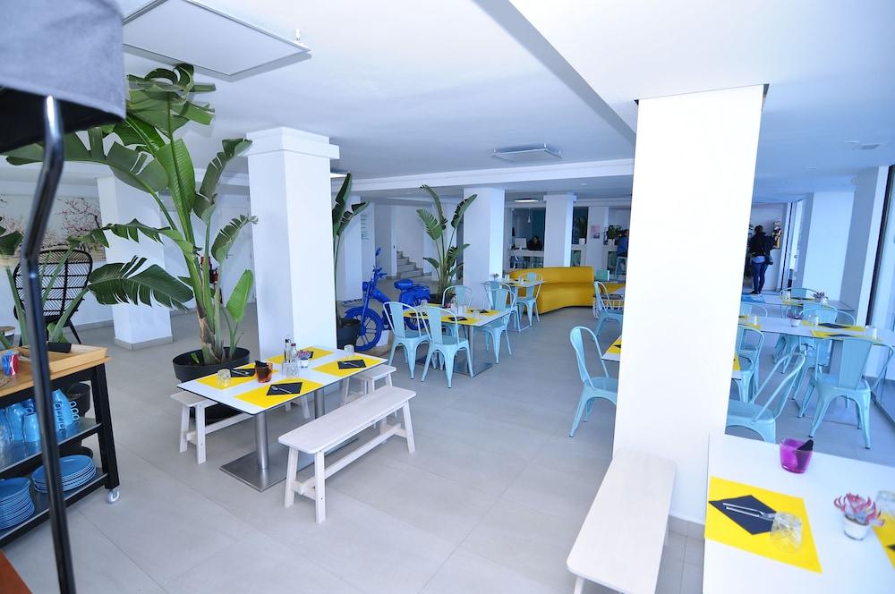 호텔 아파르타멘토 마리나 플라야 - 어른 전용(Hotel Apartamentos Marina Playa - Adults Only) Hotel Image 35 - Breakfast Area