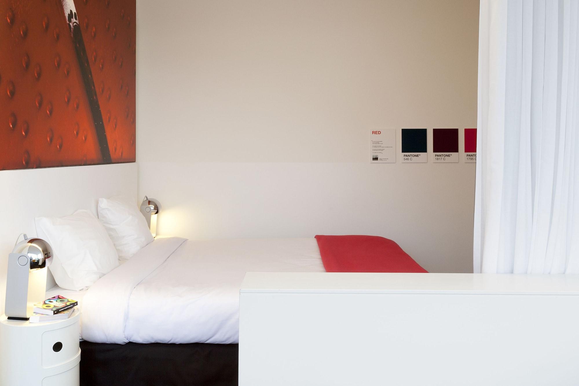 The Pantone Hotel, Bruxelles