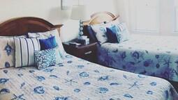 2 Çift Kişilik Yataklı Odalar