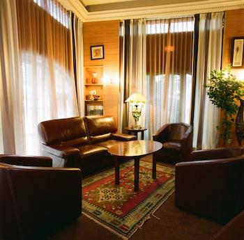 Hotel - Au Pavillon Bleu