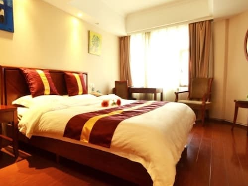 GreenTree Inn Zhenjiang Center Street No 1 People s Hospital Express H, Zhenjiang