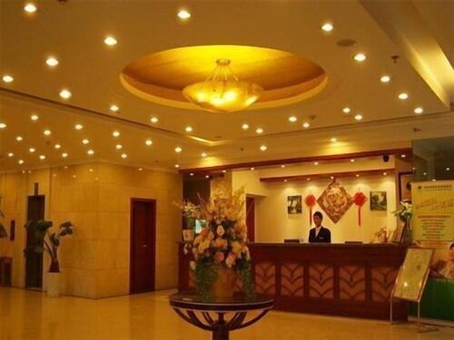 Greentree Inn Nanjing Caochangmen Business Hotel, Nanjing