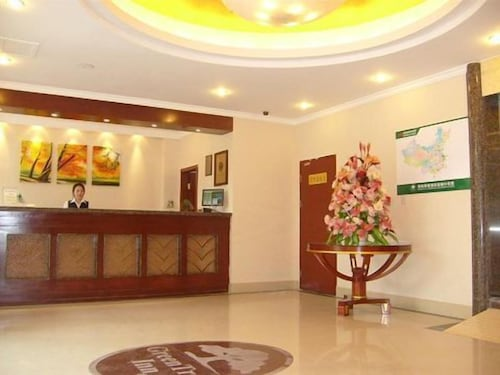 GreenTree Inn HuaiAn QingPu District Huaihainan Road Express Hotel, Huai'an