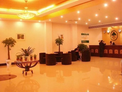 GreenTree Inn Binzhou Bincheng District Third Huanghe Road Wusi Plaza, Binzhou