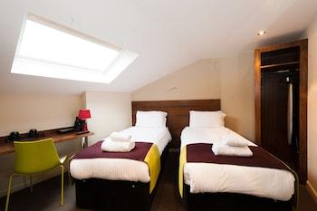 Standard İki Ayrı Yataklı Oda (lower Ground)