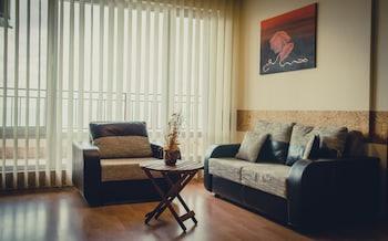 Apart Daire, 2 Yatak Odası, Balkon (free Wifi & Parking)