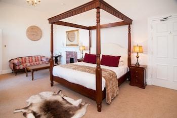 Tek Büyük Yataklı Oda, Deniz Manzaralı (four Poster Bed)