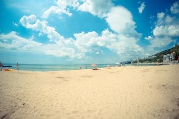 Messambria Fort Beach
