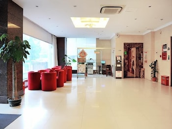 GreenTree Inn Nanjing Yudaojie Hotel - Lobby Sitting Area  - #0