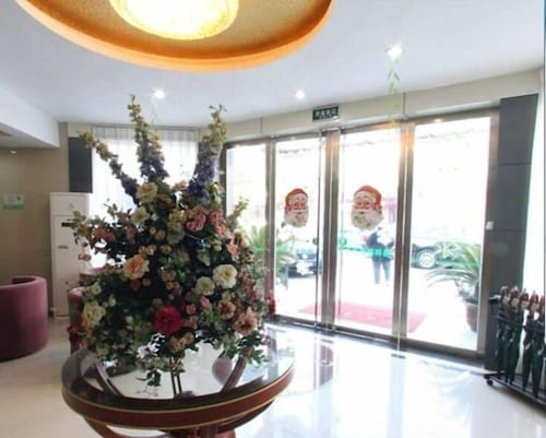 GreenTree Inn YangZhou Slender West Lake WenChang Attic Express Hotel, Yangzhou