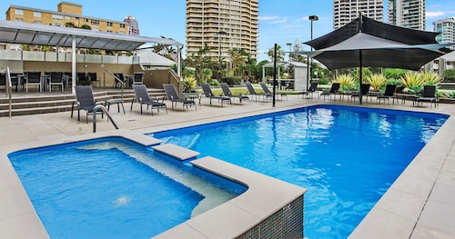 Sunbird Beach Resort, Main Beach-South Stradbroke