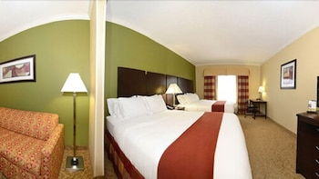Suite, 1 King Bed, Accessible (Mobil Roll Shwr)