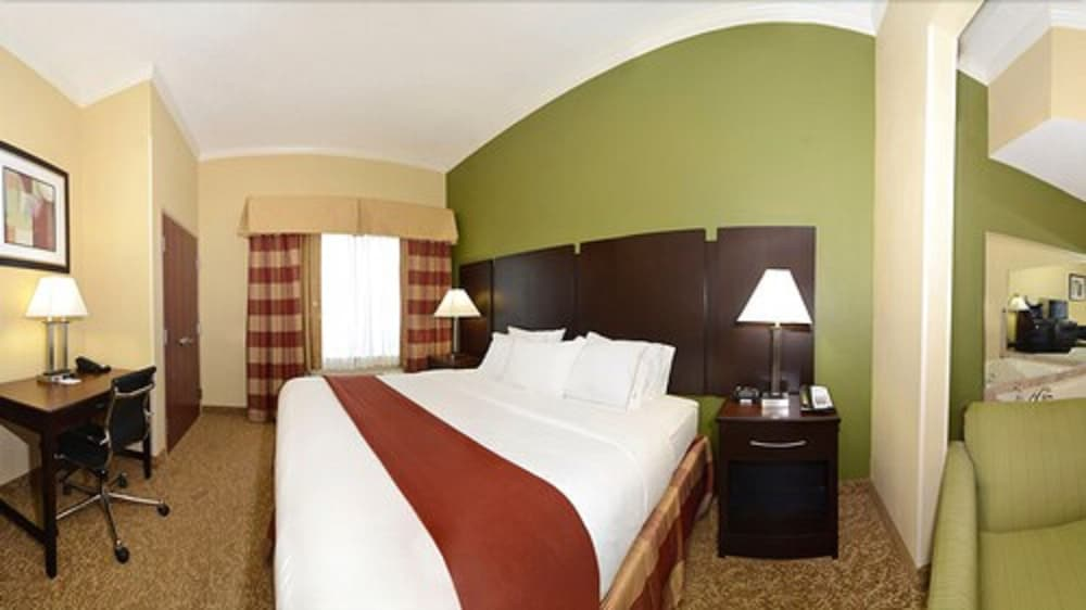 Suite, 1 King Bed, Jetted Tub (Addl Living Area)