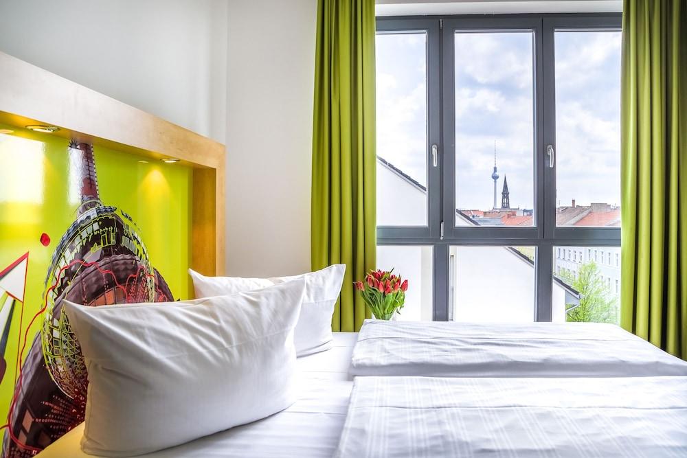 H+ ホテル 4 ユース ベルリン ミッテ