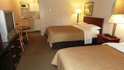 Standard Room, 2 Queen Beds, Kitchenette