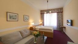 Deluxe Apartment, 1 Bedroom, Kitchenette, City View