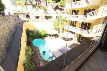 Mermaid Resort Puerto Galera View from Room