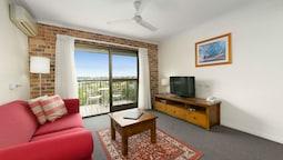 Executive Apart Daire, 1 Yatak Odası, Mutfak, Bahçe Manzaralı