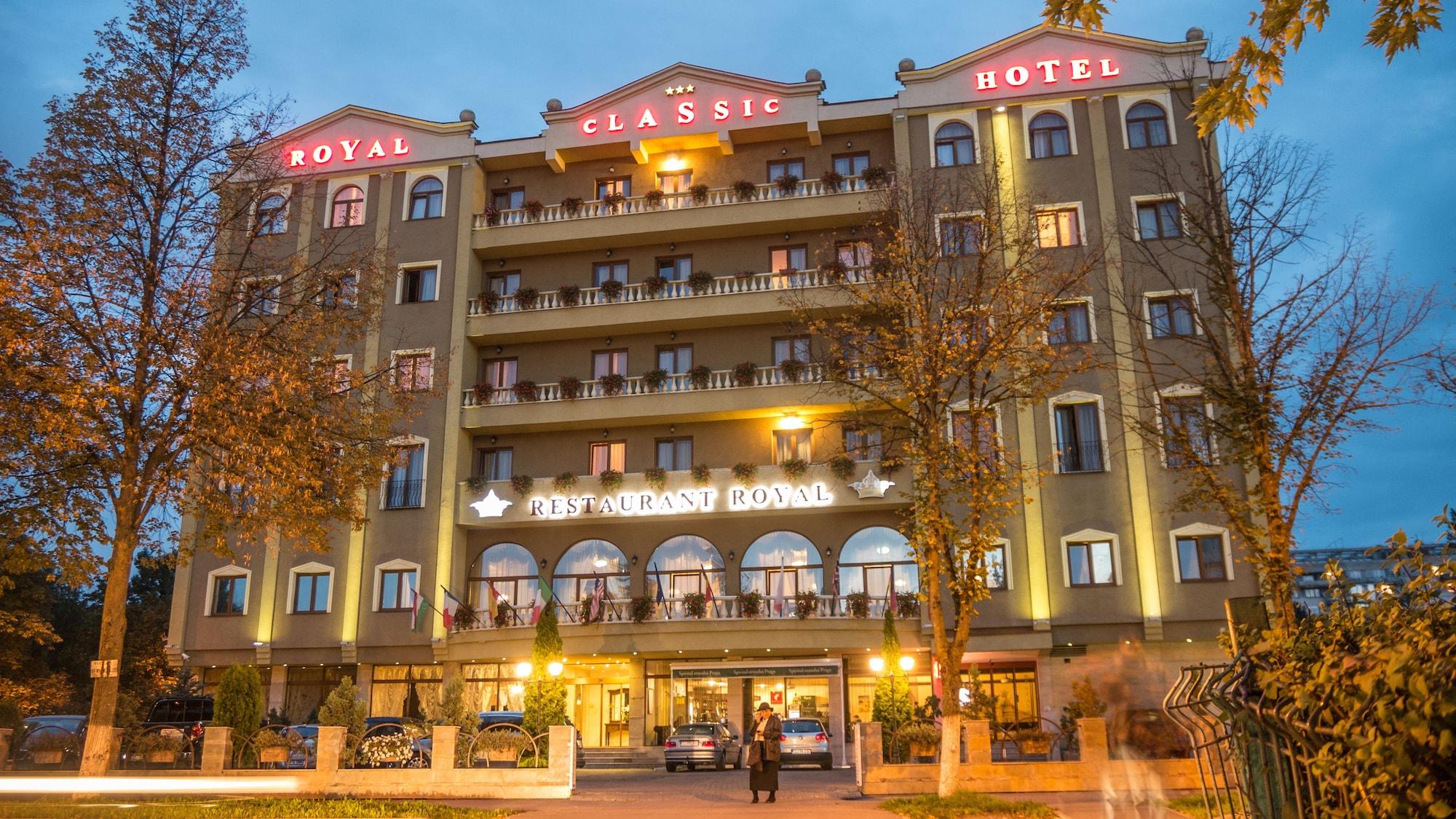 Royal Classic Hotel, Cluj-napoca