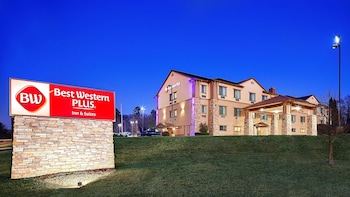 Hotel - Best Western Plus Royal Mountain Inn & Suites