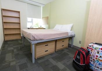 One Bedroom Dormitory Apartment, Yamnuska Hall