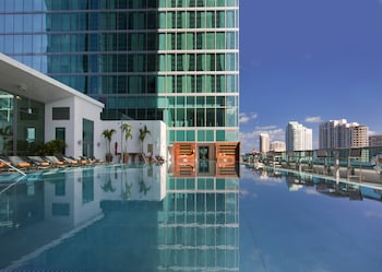 Hotel - JW Marriott Marquis Miami