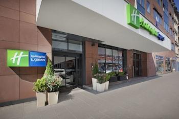 ホリデイ・イン エクスプレス フランクフルト シティ ハウプトバーンホーフ