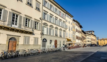 Hotel - Soggiorno Pitti