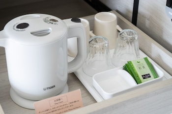 MITSUI GARDEN HOTEL HIROSHIMA Room Amenity