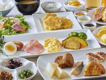 MITSUI GARDEN HOTEL HIROSHIMA Buffet