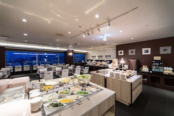 MITSUI GARDEN HOTEL HIROSHIMA Breakfast Area