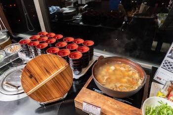 MITSUI GARDEN HOTEL HIROSHIMA Breakfast buffet
