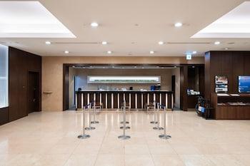 MITSUI GARDEN HOTEL HIROSHIMA Lobby