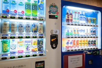 MITSUI GARDEN HOTEL HIROSHIMA Vending Machine