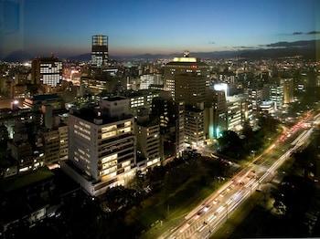 MITSUI GARDEN HOTEL HIROSHIMA View from Property