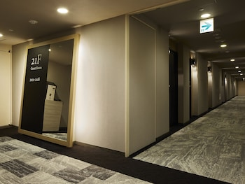 MITSUI GARDEN HOTEL HIROSHIMA Hallway