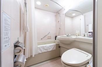 MITSUI GARDEN HOTEL HIROSHIMA Bathroom
