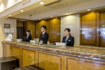 SOTETSU GRAND FRESA HIROSHIMA Reception