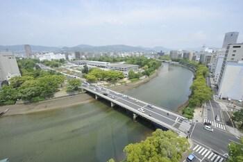 SOTETSU GRAND FRESA HIROSHIMA View from Room