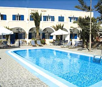 Hotel - Villa Ilios