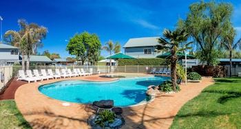 比格 4 巴拉瑞特金礦區假日公園飯店 BIG4 Ballarat Goldfields Holiday Park