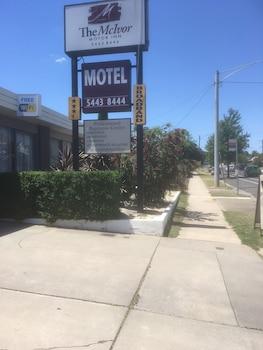Bendigo McIvor Motor Inn - Hotel Entrance  - #0