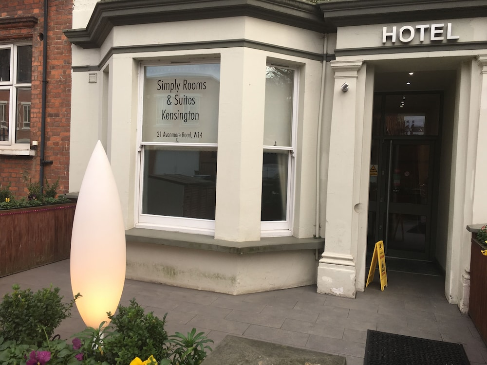 Simply Rooms Suites London W Rp